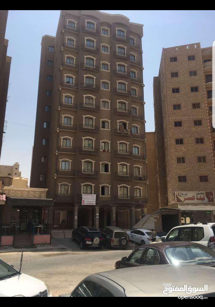 شقة غرفتين للإيجار الفروانية قطعة 3 شارع 30 عمارة رقم 8