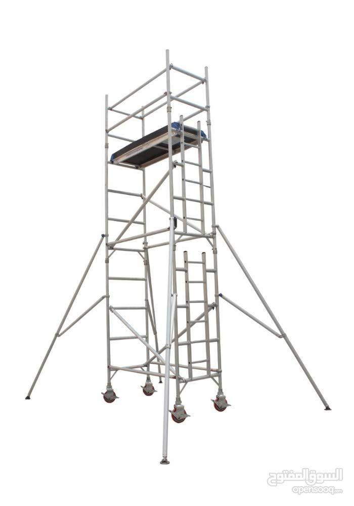 unique scaffolding