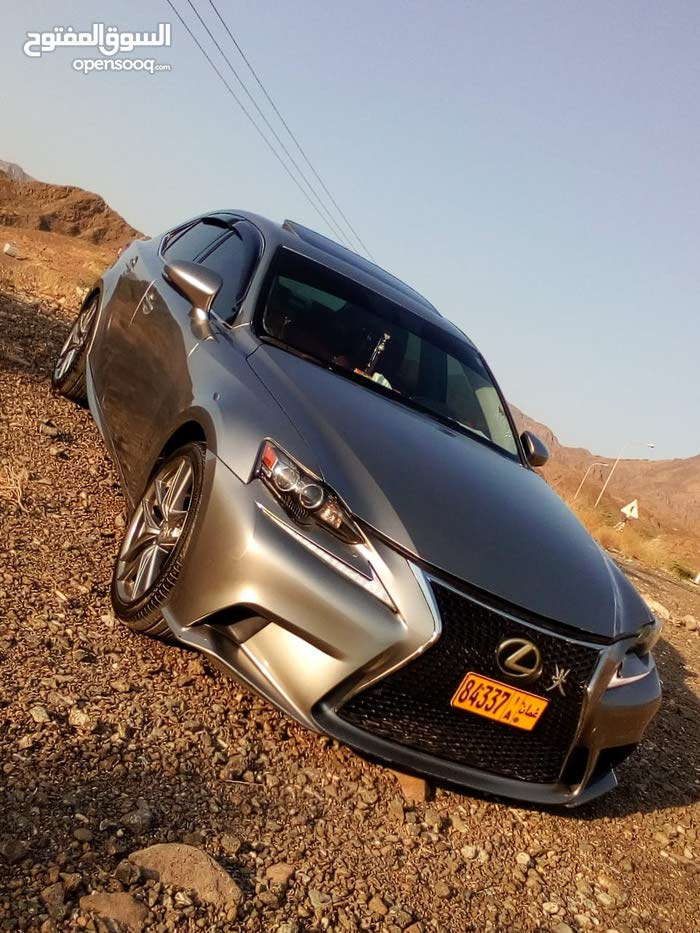 Available for sale! 1 - 9,999 km mileage Lexus IS 2015