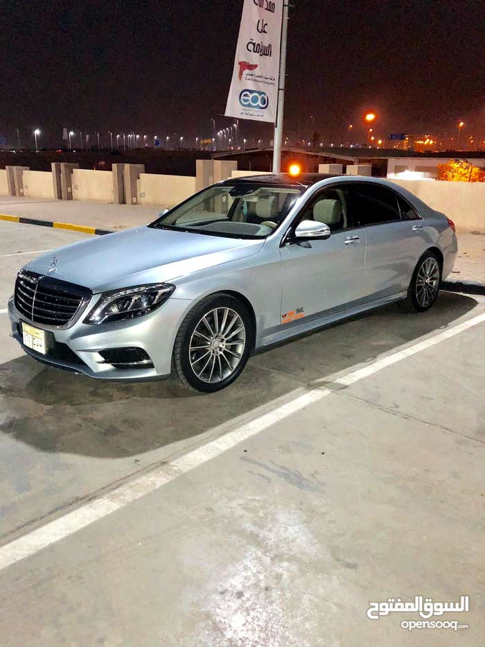 S 400 2019 for rent in Cairo