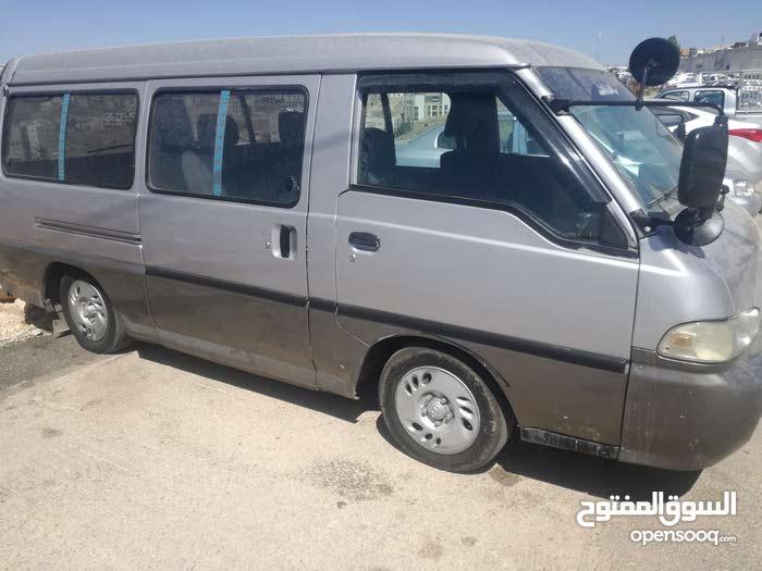 Silver Hyundai H100 2002 for sale