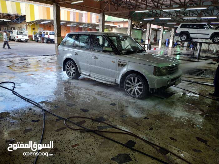 Land Rover Range Rover Sport 2006 For sale - Silver color