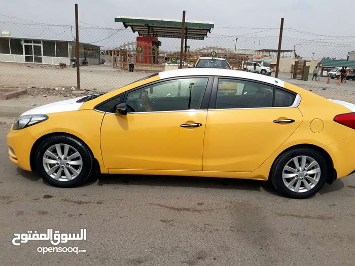 Kia Forte made in 2014 for sale