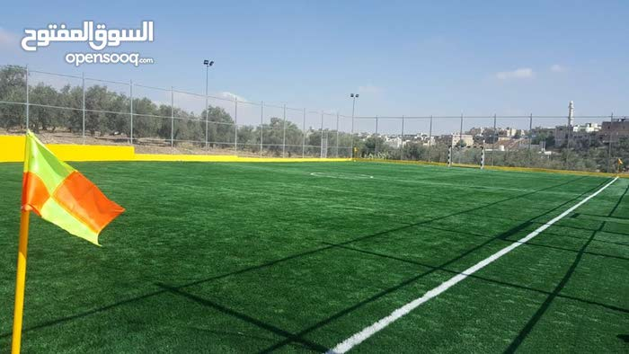 Football Court, Artificial grass, Multi-purpose playgrounds