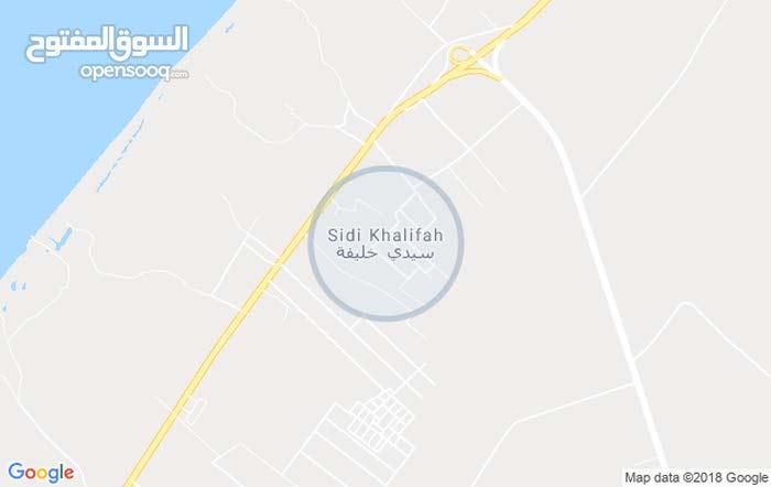 قطعتين جنب بعضهم 20000 سيدي خليفه كاش او شيك