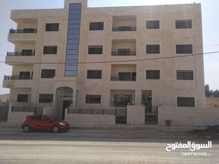 شقة للبيع في منطقة شفا بدران _ بلقرب من مدرسة مي زياده _ منطقة مخدومة