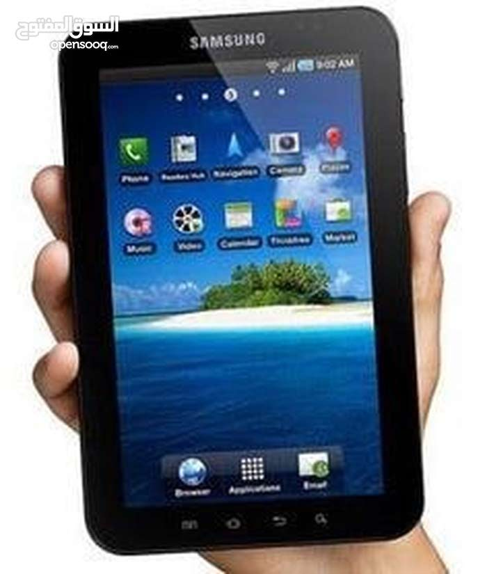 New Samsung tablet for immediate sale