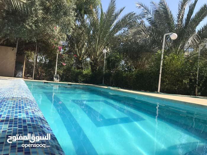 فيلا فخمه مع مسبح للبيع في البحر الميت بجانب فندق البحيره منطقة فلل وشليهات