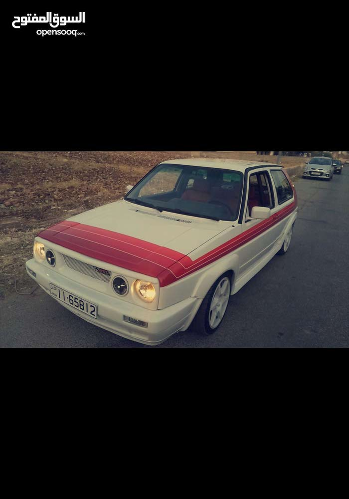 Volkswagen GTI car is available for sale, the car is in Used condition