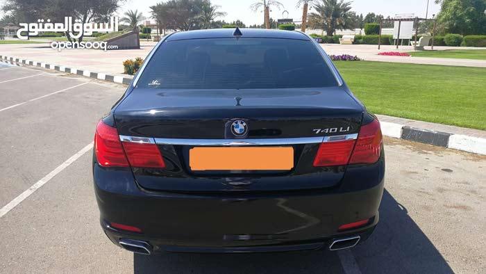 10,000 - 19,999 km BMW 740 2012 for sale