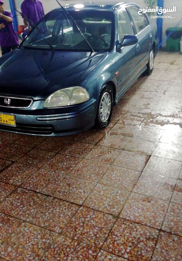Honda Civic 1997 For Sale