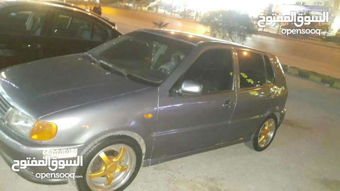 For sale Used Polo - Manual