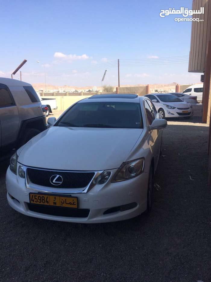 Lexus GS 2008 For sale - White color