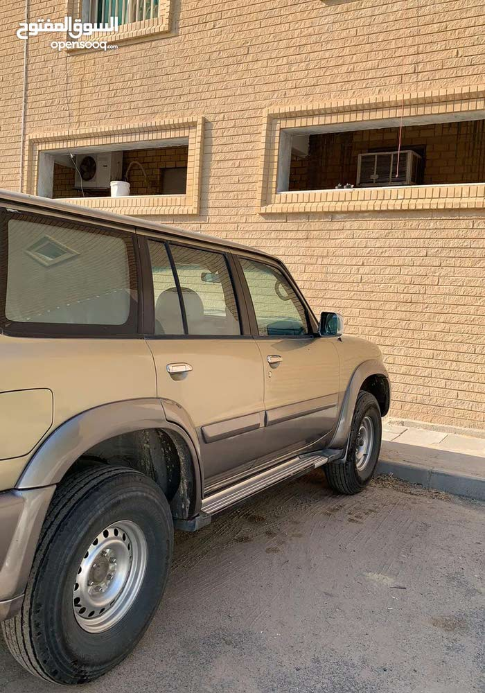 2003 Used Patrol with Automatic transmission is available for sale