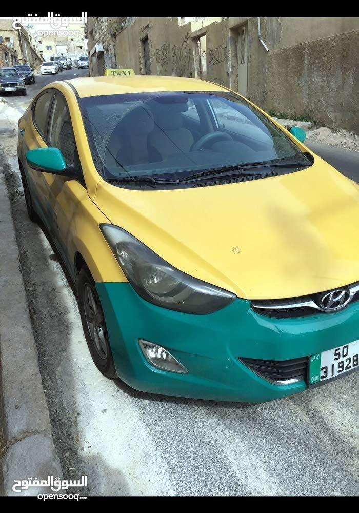 2012 Hyundai Elantra for sale in Amman