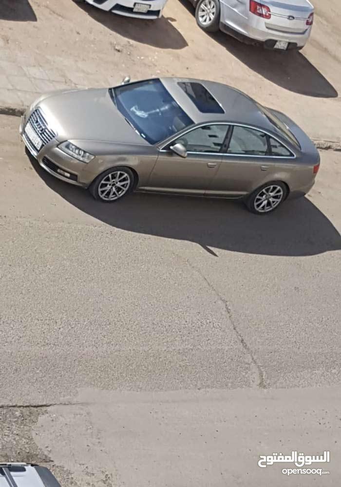 +200,000 km mileage Audi A6 for sale