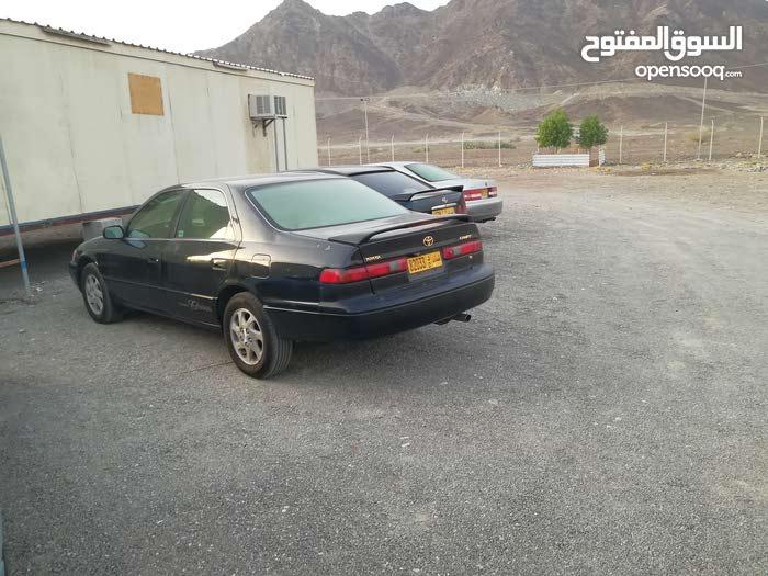 Gasoline Fuel/Power   Toyota Camry 1999