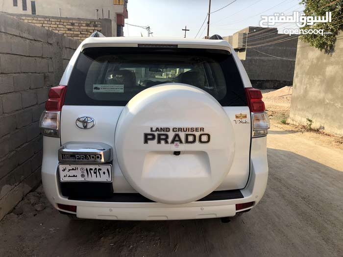 90,000 - 99,999 km Toyota Prado 2012 for sale