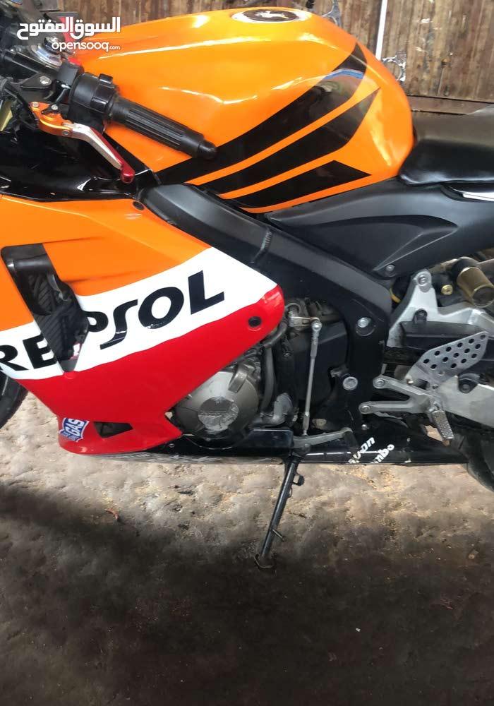 Used Honda motorbike up for sale in Tanta