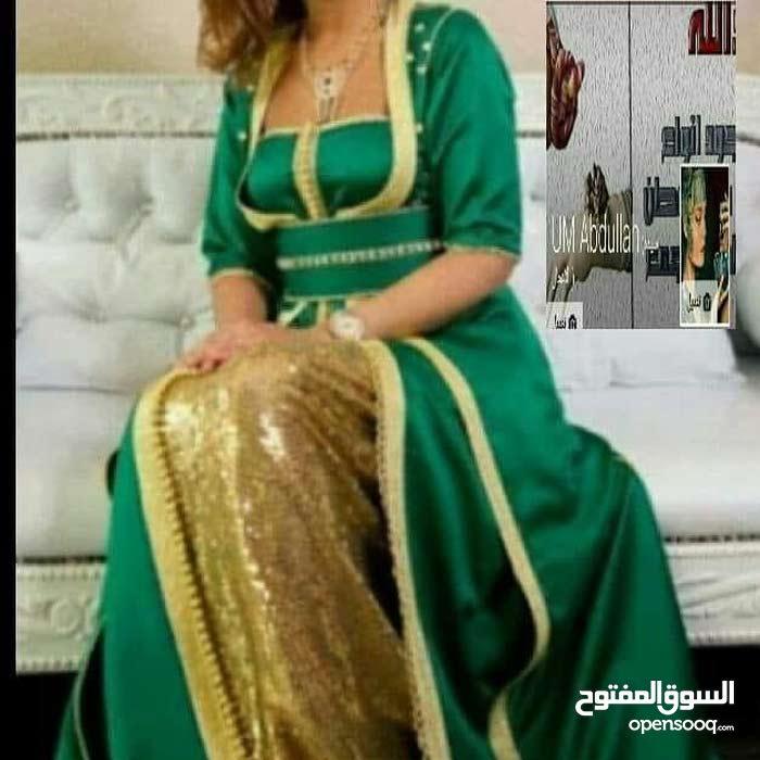 بيع ملابس مغربية جاهزة