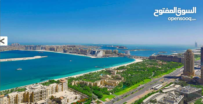 2BR in Marina Palm View with 5 Years Installments