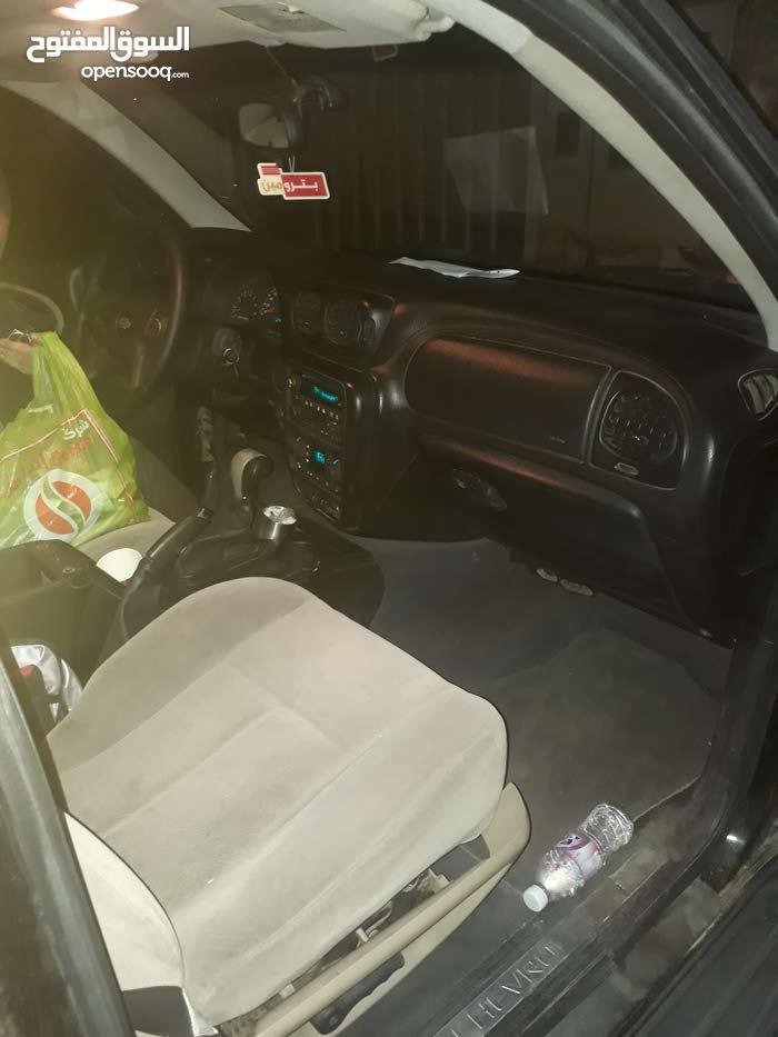 Black Chevrolet Blazer 2005 for sale