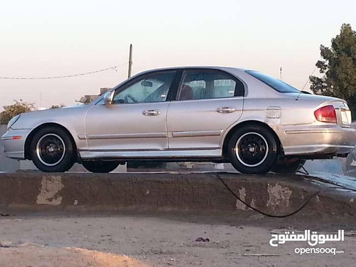 Silver Hyundai Sonata >> Silver Hyundai Sonata 2005 For Sale