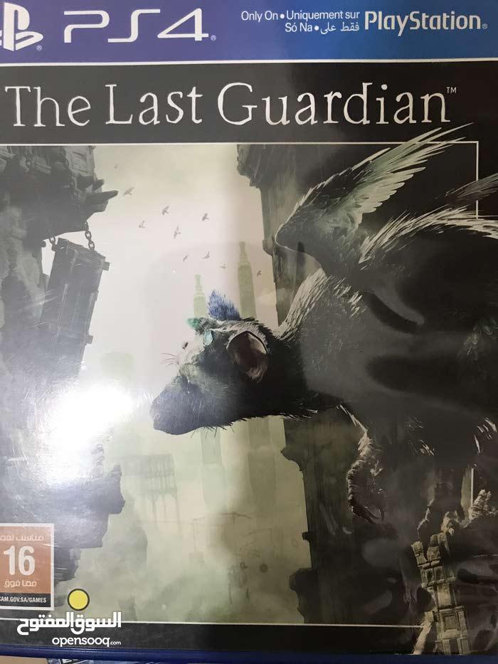 ذا لاست جاردين THE LAST GUARDIAN