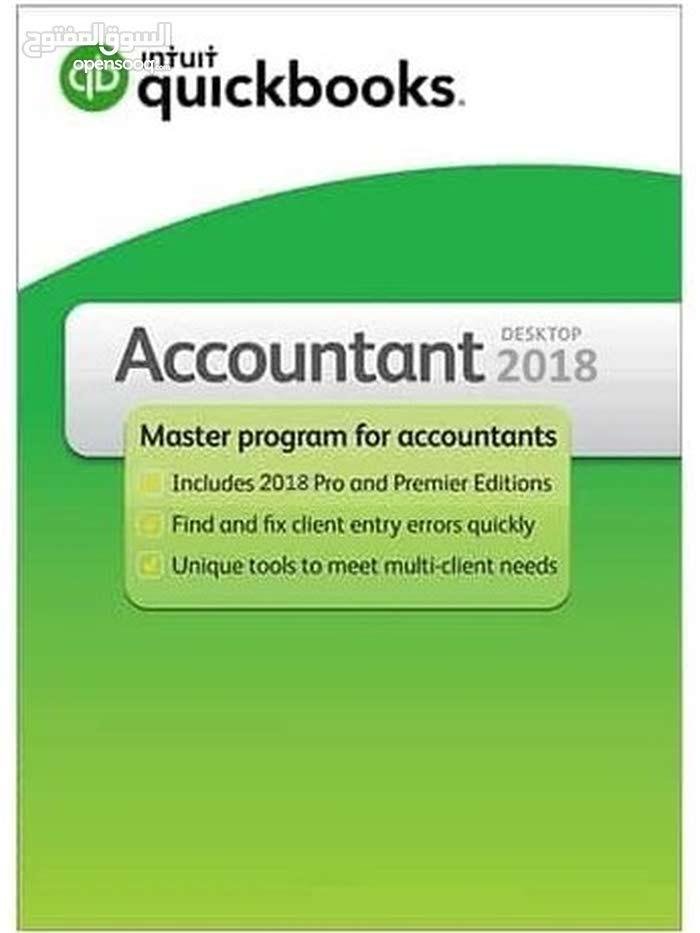 QuickBooks in Arabic Languague Accounting Software in dubai, Perfonec