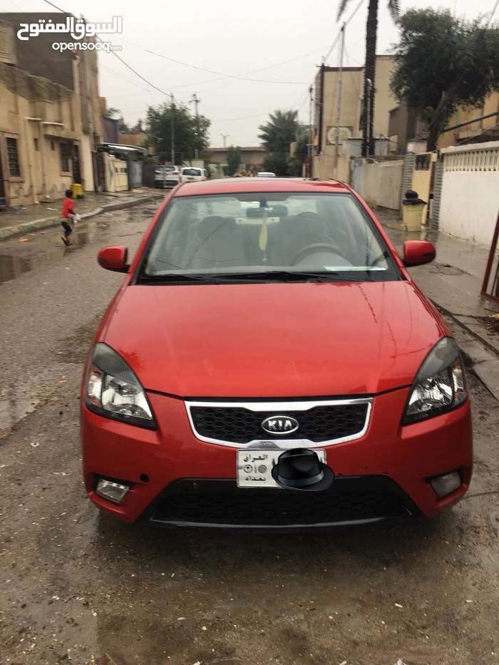 2010 New Rio with Automatic transmission is available for sale