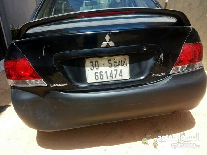 For sale Used Lancer - Manual