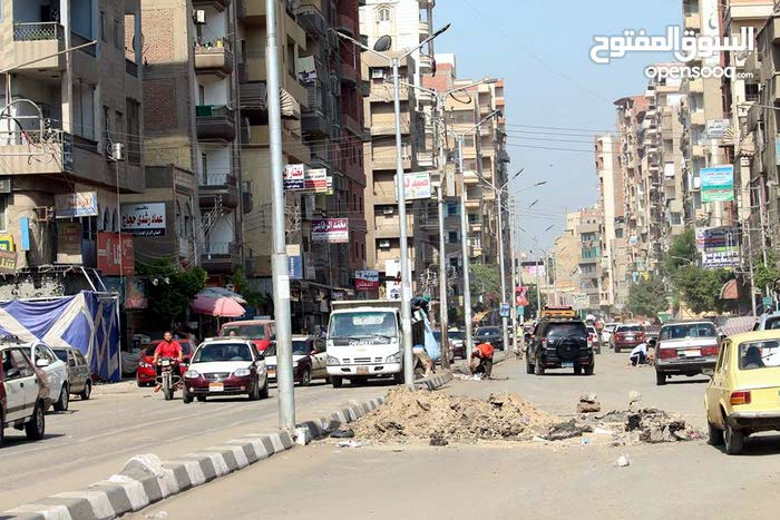 apartment for sale in Mansoura- El Geesh Street