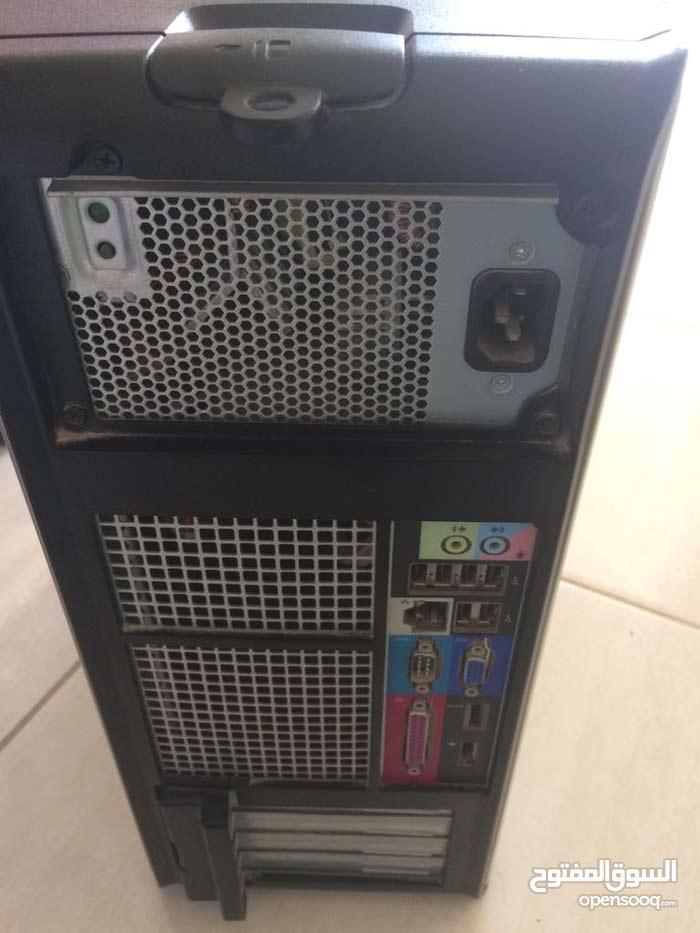 Desktop compter up for sale in Ajman