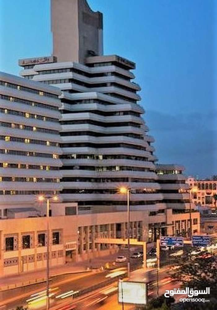 مجمع بنك الاسكان (مكاتب / مساحات تجارية) بأفضل الخدمات و الاسعار