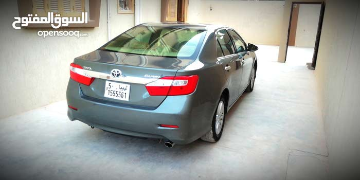 For sale 2013 Green Camry