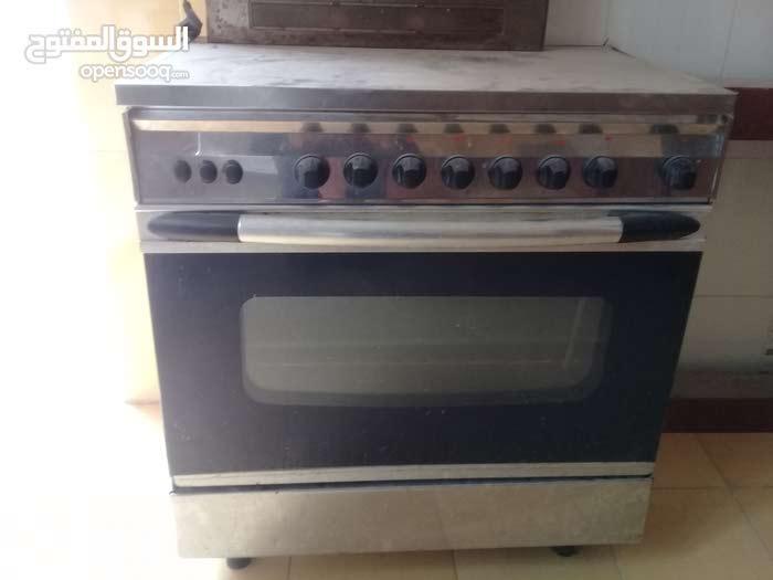 دولاب مطبخ وغاز أيطالي