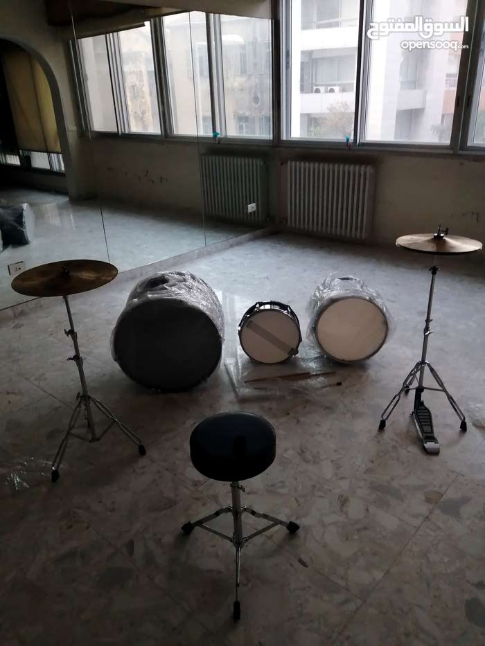 Premium 3 pieces percussion ELS 500 without 2 drum stands.