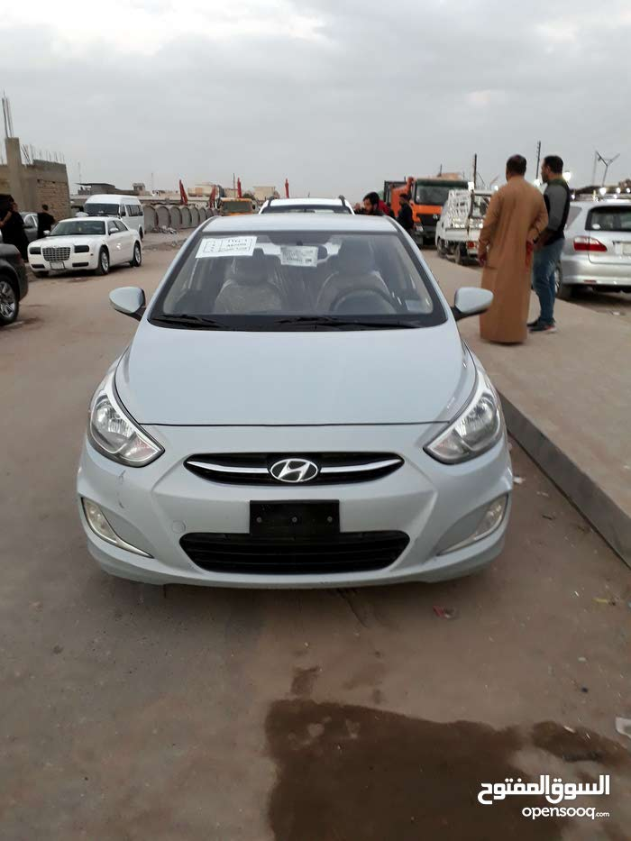 Available for sale! 0 km mileage Hyundai Accent 2016