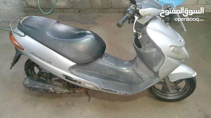 Buy a Suzuki motorbike made in 2010