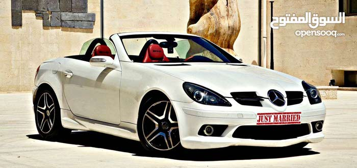 For sale 2005 Beige SLK