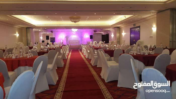 قاعة فندقيه للحفلات و الافراح
