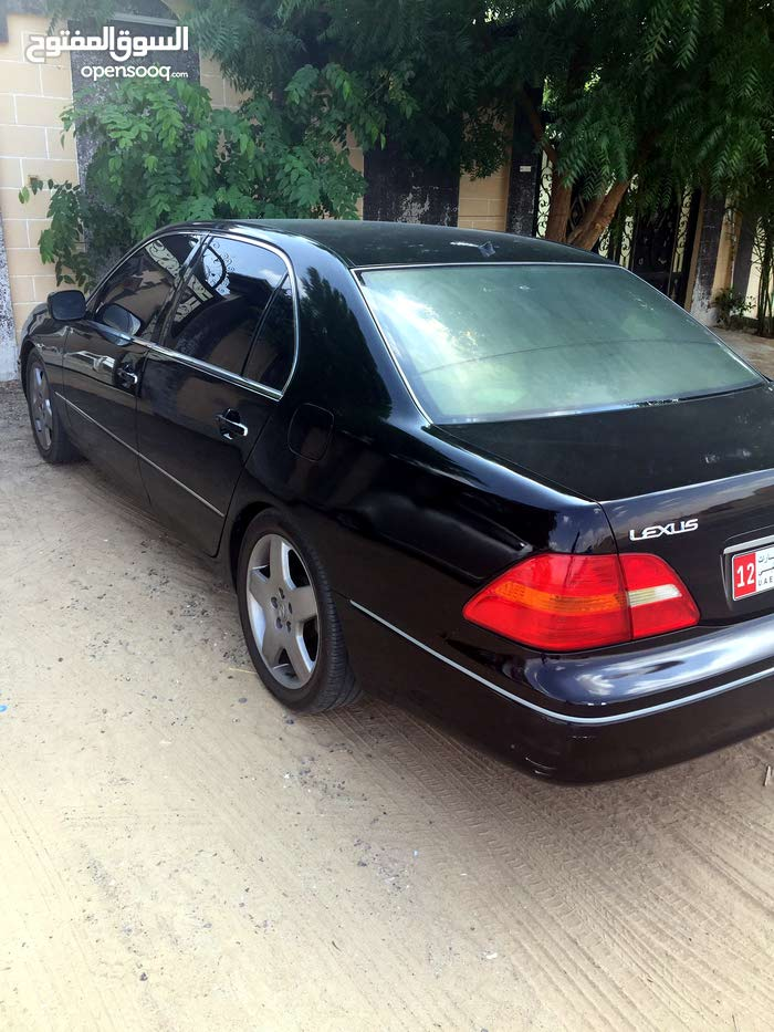 Lexus LS for sale in Al Ain