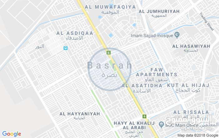 قطعة ارض في الصبخ حي بغداد