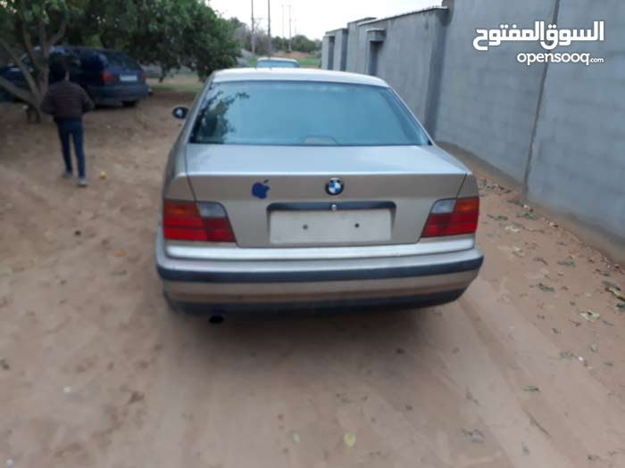 Automatic BMW 2013 for sale - Used - Zawiya city