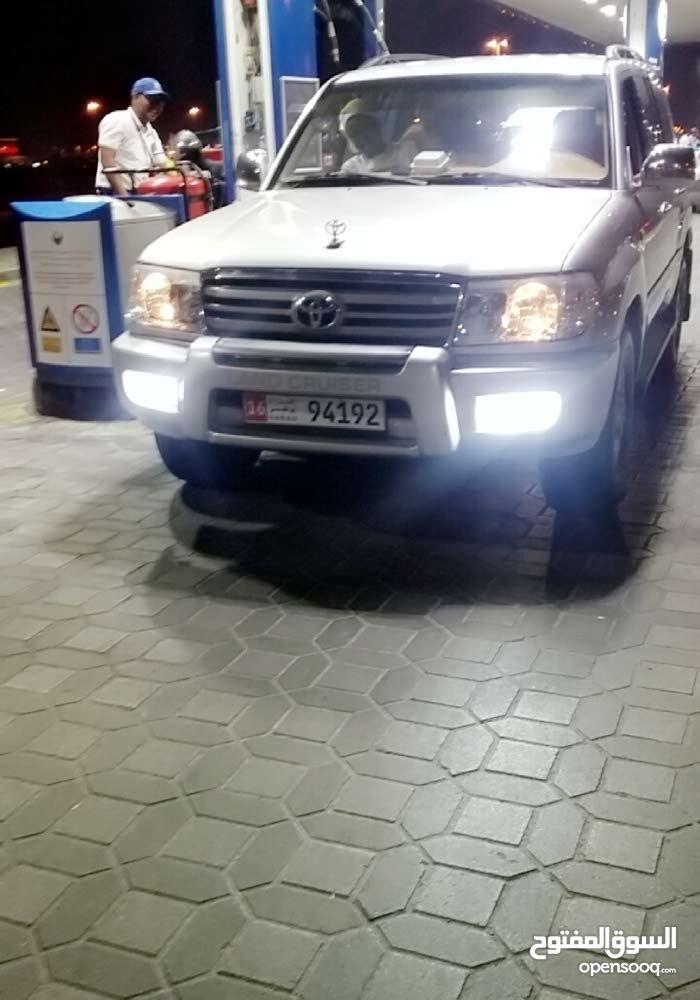 2000 Toyota Land Cruiser for sale in Abu Dhabi