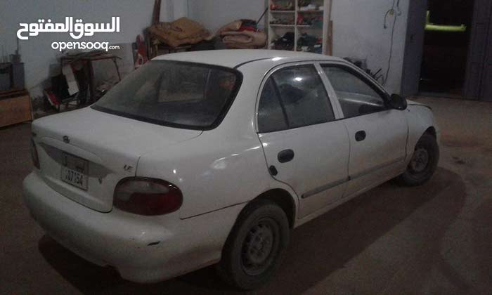 160,000 - 169,999 km Hyundai Accent 1997 for sale