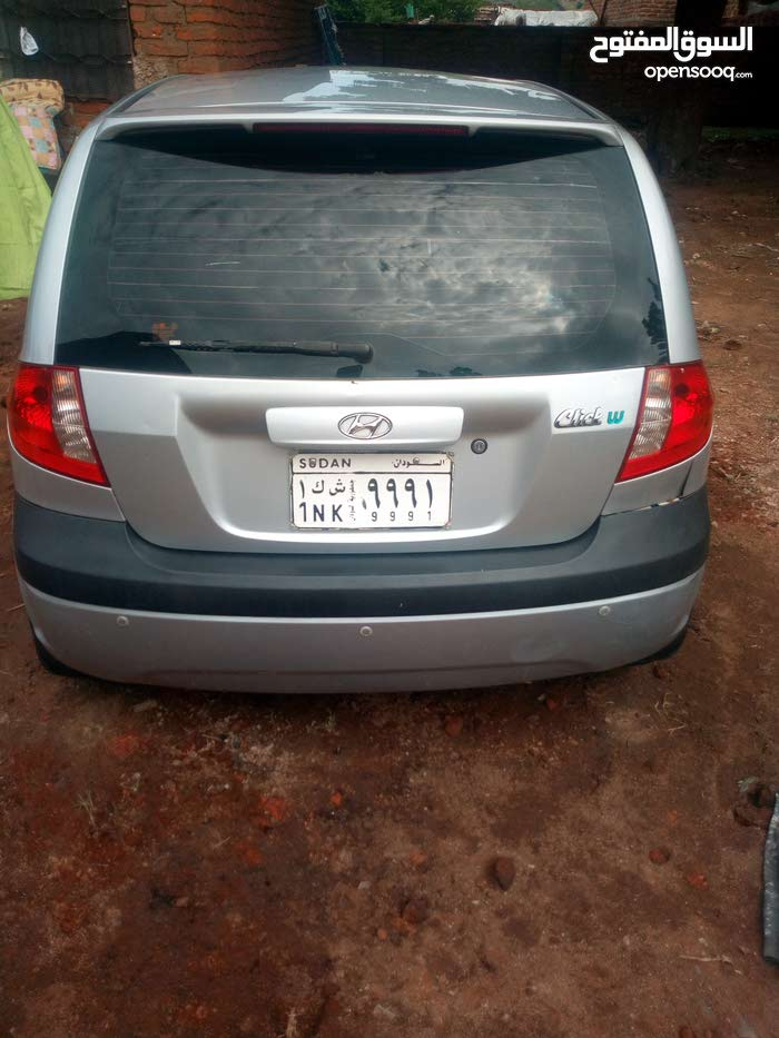 Used 2006 Getz in Al-Ubayyid