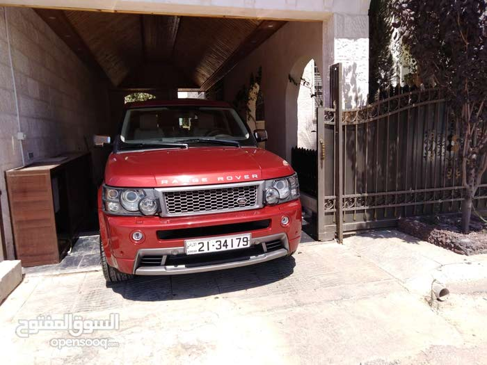 New condition Land Rover Range Rover HSE 2008 with 100,000 - 109,999 km mileage