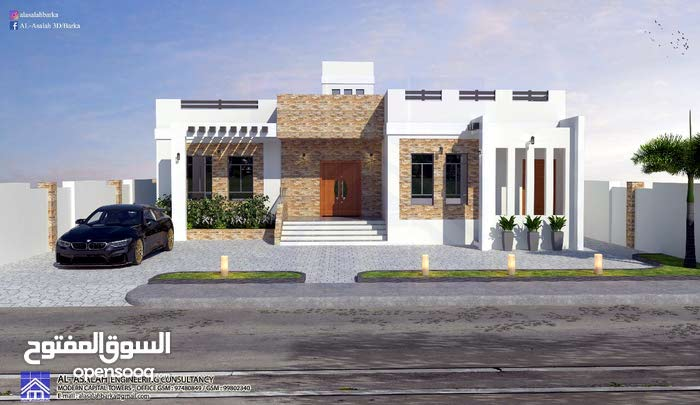 282 sqm  Villa for sale in Barka