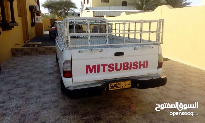 Available for sale! 0 km mileage Mitsubishi Other 2004